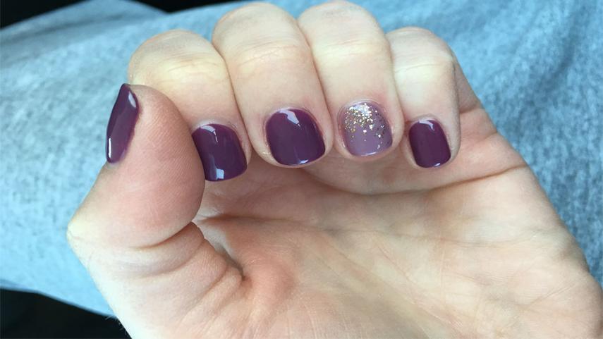 Mimosa Beauty Salon Acrylic Nail Design Trends 2018